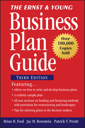 The Ernst & Young Business Plan Guide, 3rd Edition
