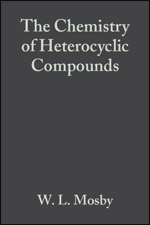 Heterocyclic Systems with Bridgehead Nitrogen Atoms, Part 1, Volume 15