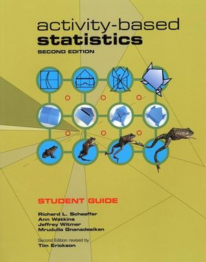 Activity-Based Statistics, 2nd Edition Student Guide