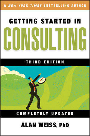 Getting Started in Consulting, 3rd Edition (0470454997) cover image