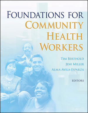 Foundations for Community Health Workers (0470496797) cover image