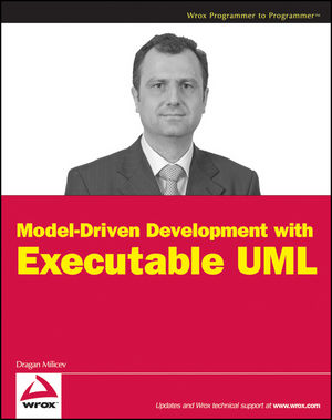 Model-Driven Development with Executable UML (0470535997) cover image
