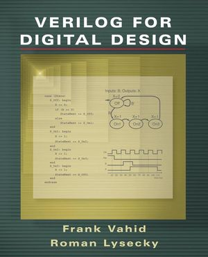 Verilog for Digital Design (0470604697) cover image