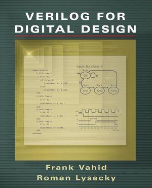 Verilog for Digital Design (0470604697) cover image