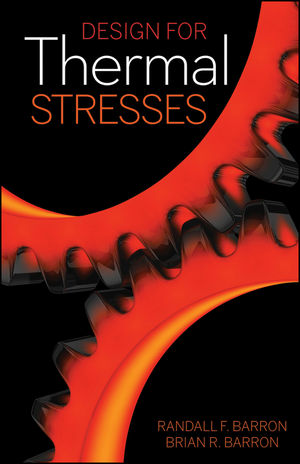 Design for Thermal Stresses (0470627697) cover image