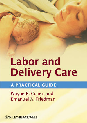 Labor and Delivery Care: A Practical Guide (0470654597) cover image