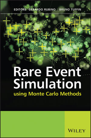 Rare Event Simulation using Monte Carlo Methods (0470772697) cover image
