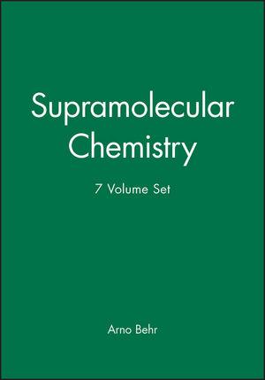 Supramolecular Chemistry, 7 Volume Set