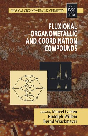 Fluxional Organometallic and Coordination Compounds (0470858397) cover image