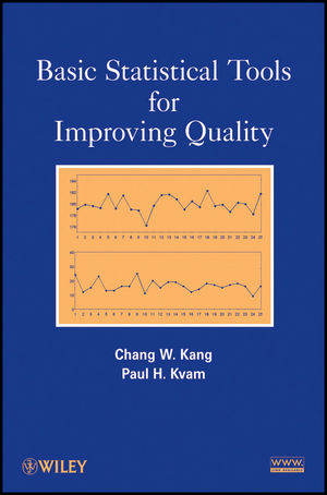 Basic Statistical Tools for Improving Quality (0470889497) cover image