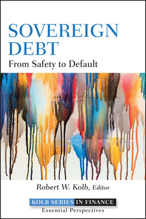 Sovereign Debt: From Safety to Default (0470922397) cover image