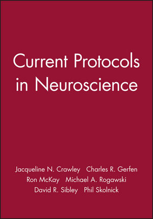 Current Protocols in Neuroscience
