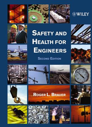 Safety and Health for Engineers, 2nd Edition (0471291897) cover image