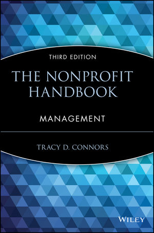 The Nonprofit Handbook: Management, 3rd Edition