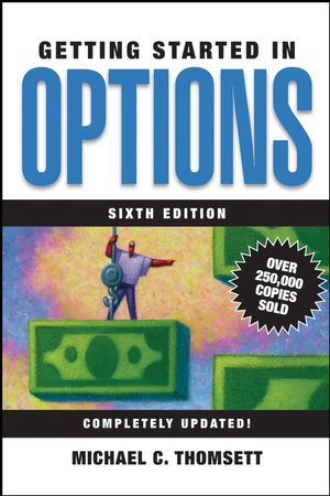 Getting Started in Options, 6th Edition (0471720097) cover image