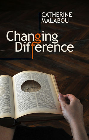 Changing Difference (0745651097) cover image