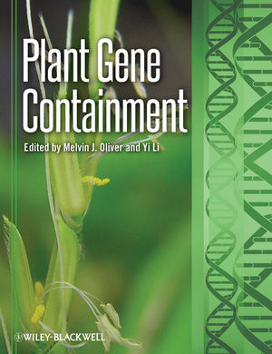 Plant Gene Containment (0813803497) cover image