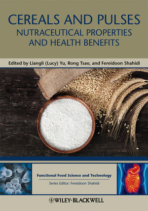 Cereals and Pulses: Nutraceutical Properties and Health Benefits (0813818397) cover image