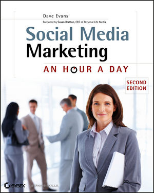 Social Media Marketing: An Hour a Day, 2nd Edition (1118194497) cover image