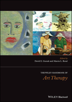 The Wiley Handbook of Art Therapy (1118306597) cover image
