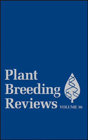 Plant Breeding Reviews, Volume 36 (1118358597) cover image