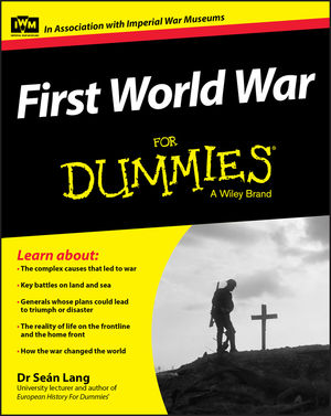 First World War For Dummies