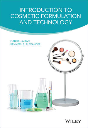 Introduction to Cosmetic Formulation and Technology (1118764897) cover image