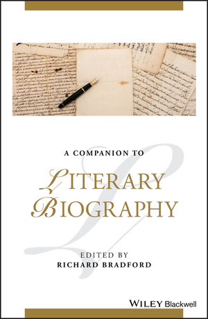 A Companion to Literary Biography