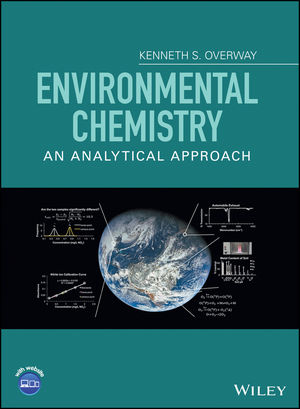 Environmental Chemistry: An Analytical Approach (1119085497) cover image