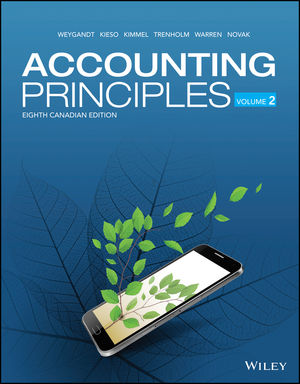 Accounting Principles, Volume 2, 8th Canadian Edition