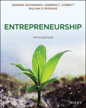 Entrepreneurship, 5th Edition