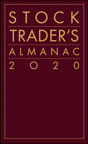 Stock Trader's Almanac 2020, 16th Edition