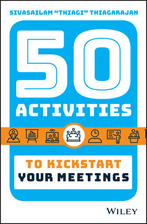 50 Ways to Kick Start Your Meetings