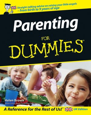Parenting For Dummies, UK Edition (1119997097) cover image