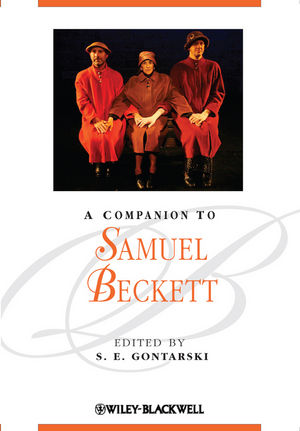A Companion to Samuel Beckett (1405158697) cover image