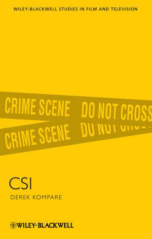 CSI  (1405186097) cover image