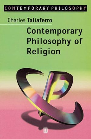 Contemporary Philosophy of Religion (1557864497) cover image