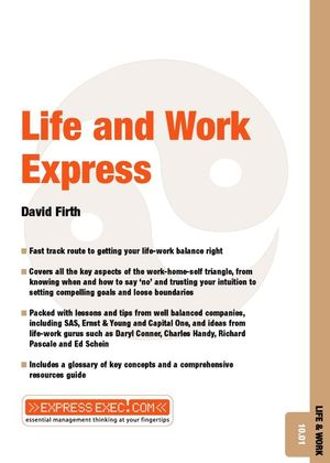 Life and Work Express: Life and Work 10.01