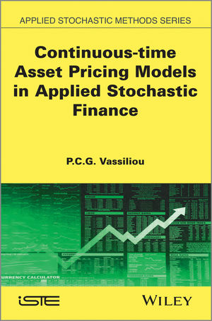 Continuous-time Asset Pricing Models in Applied Stochastic Finance (1848211597) cover image