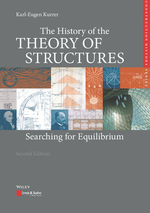 The History of the Theory of Structures: Searching for Equilibrium, 2nd Edition