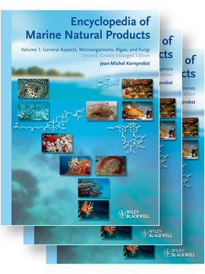 Encyclopedia of Marine Natural Products, 2nd, Greatly Enlarged Edition
