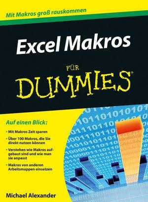 Excel Makros programmieren für Dummies