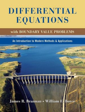 Differential Equations with Boundary Value Problems: An Introduction to Modern Methods and Applications (EHEP000297) cover image