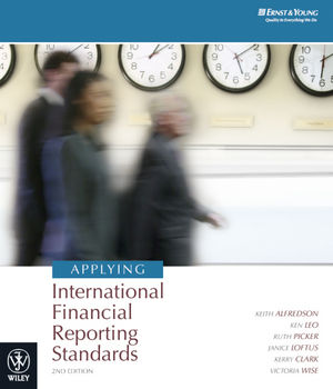Applying International Financial Reporting Standards, 2nd Edition (EHEP002197) cover image