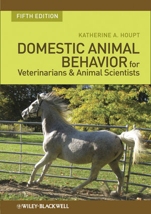 Domestic Animal Behavior for Veterinarians and Animal Scientists, 5th Edition (EHEP002697) cover image