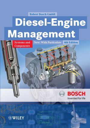 Diesel-Engine Management, 4th Edition (0470026898) cover image