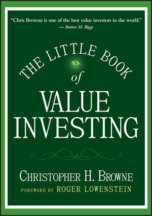 The Little Book of Value Investing (0470055898) cover image