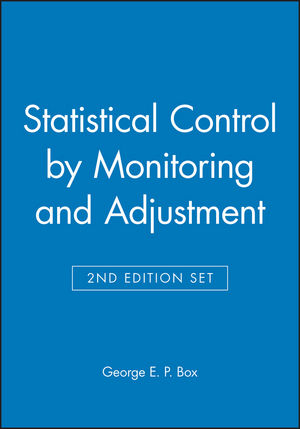 Statistical Control by Monitoring and Adjustment 2e & Statistics for Experimenters: Design, Innovation, and Discovery 2e Set