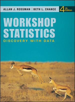 Workshop Statistics: Discovery with Data, 4th Edition