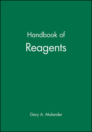 Handbook of Reagents, 4 Volume Set